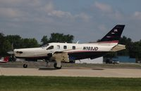 N103JD @ KOSH - TBM-850 - by Mark Pasqualino