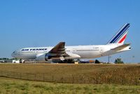 F-GSPK @ LFPG - Boeing 777-228ER [29010] (Air France) Paris-Charles De Gaulle~F 24/07/2004