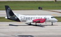 N417XJ @ FLL - Silver Airways