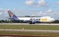 N418MC @ MIA - Atlas Air