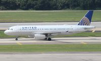 N419UA @ TPA - United