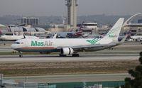 N420LA @ LAX - MAS Cargo