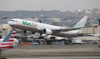N420LA @ LAX - MAS Air Cargo
