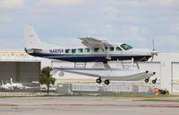 N421SX @ FLL - Cessna Grand Caravan