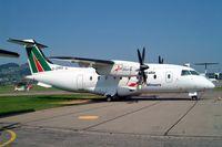 D-CPRS @ LSZB - Dornier Do.328-110 [3046] (Alitalia Express/Minerva) Bern Belp~HB 23/07/2004 - by Ray Barber