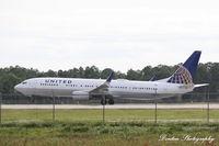 N68843 @ KRSW - United Flight 1202 (N68843) departs Southwest Florida International Airport enroute to Newark-Liberty International Airport - by Donten Photography