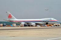 LX-MCV @ LIMC - Boeing 747-4R7F [29729] (Cargolux) Milan-Malpensa~I 20/07/2004