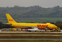 D-AEAE @ LEVT - Parked at the cargo area. - by Santi2