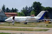 I-DAGS @ LIMC - Canadair CL.601-3A Challenger [5085] Milan-Malpensa~I 20/07/2004