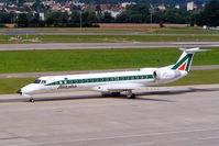 I-EXME @ LSZH - Embraer ERJ-145LR [145282] (Alitalia Express) Zurich~HB 22/07/2004
