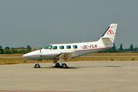 OE-FLN @ LIPO - Cessna T.303 Crusader [T303-00080] Brescia-Montichiari~I 18/07/2004