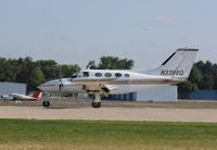 N3398Q @ KOSH - Cessna 421A