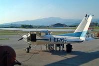 I-EBXK @ LIPN - R/Cessna F.150M [1373] Verona-Boscomantico~I 17/07/2004