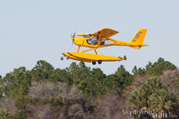N128PW @ KDED - Departing Deland, FL. - by Dave G