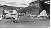 G-AJRH @ OOOO - Recently discovered picture, hence no details. - by Graham Reeve