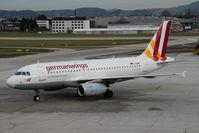D-AGWE @ LOWS - Germanwings Airbus 319-100 @ SZG - by Stefan Mager