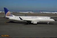 N134SY @ KSFO - At San Francisco - by Micha Lueck