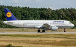 D-AIPK @ EDDF - departure via RW18W - by Friedrich Becker