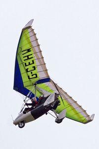 G-CEHW @ EGHP - P & M Aviation Quick GT450 [8241] Popham~G 05/05/2007 - by Ray Barber