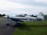 G-REAS @ EGFA - @ Aberporth Airport -Wales. - by Paul Massey
