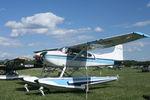C-FZIF @ OSH - 2015 EAA AirVenture - Oshkosh, Wisconsin - by Zane Adams
