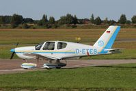 D-ETES @ EDAQ - On visit .... - by Holger Zengler