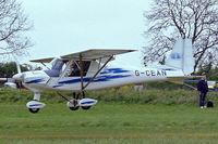 G-CEAN @ EGHP - Comco Ikarus C-42 Cyclone FB80 [0606-6825] Popham~G 05/05/2007 - by Ray Barber