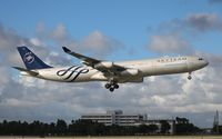 LV-FPV @ MIA - Aerolineas Argentinas Sky Team