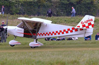 G-UPHI @ EGHP - Best Off Skyranger Swift 912S(1) [BMAA/HB/480] Popham~G 05/05/2007 - by Ray Barber