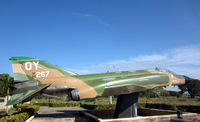 66-0267 @ KHST - Homstead Florida USAF base Gate Guardian - by EF0048