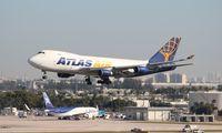 N475MC @ MIA - Atlas Air