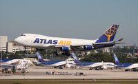 N476MC @ MIA - Atlas