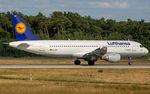D-AIPP @ EDDF - departure via RW18W - by Friedrich Becker