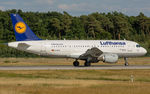 D-AILR @ EDDF - departure via RW18W - by Friedrich Becker