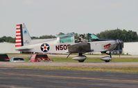 N505 @ LAL - Grumman AA-5B
