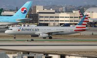 N507AY @ LAX - American - by Florida Metal