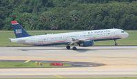 N524UW @ TPA - US Airways