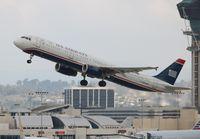 N550UW @ LAX - USAirways
