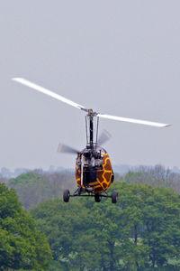 G-IRAF @ EGHP - Rotary Air Force RAF-2000 GTX-SE [PFA G/13-1278] Popham~G 05/05/2007