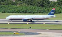 N551UW @ TPA - US Airways