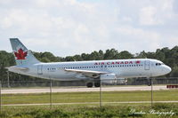 C-FDSN @ KRSW - Air Canada Flight 1265 (C-FDSN) departs Southwest Florida International Airport enroute to Montreal-Trudeau International Airport - by Donten Photography