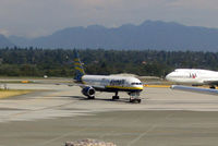 C-GTSN @ CYVR - At Vancouver - by Micha Lueck