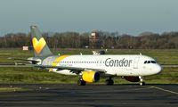 D-AICL @ EDDL - Condor, here taxiing at Düsseldorf Int'l(EDDL) - by A. Gendorf
