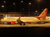 VT-EXD - A320 - Air India