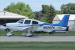 N696PK @ OSH - 2015 - EAA AirVenture - Oshkosh Wisconsin