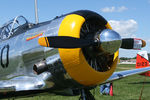 N4708C @ OSH - 2015 - EAA AirVenture - Oshkosh Wisconsin - by Zane Adams
