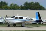 N201MB @ OSH - 2015 EAA AirVenture - Oshkosh, Wisconsin