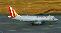 D-AGWT @ EDDK - Germanwings, is here after pushback on the apron at Köln / Bonn Airport(EDDK) - by A. Gendorf