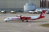 D-ABQE @ EDDT - Always nice to see this frail aircrafts especially in TXL..... - by Holger Zengler