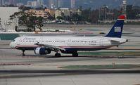 N578UW @ LAX - American Airlines (USAirways Heritage)